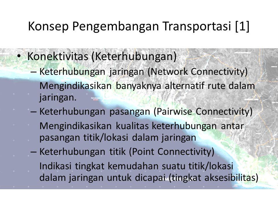 Konsep Pengembangan Transportasi [1]